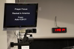 A story on the International House of Prayer, yes, IHOP, which is a burgeoning ultra-Christian movement; IHOP