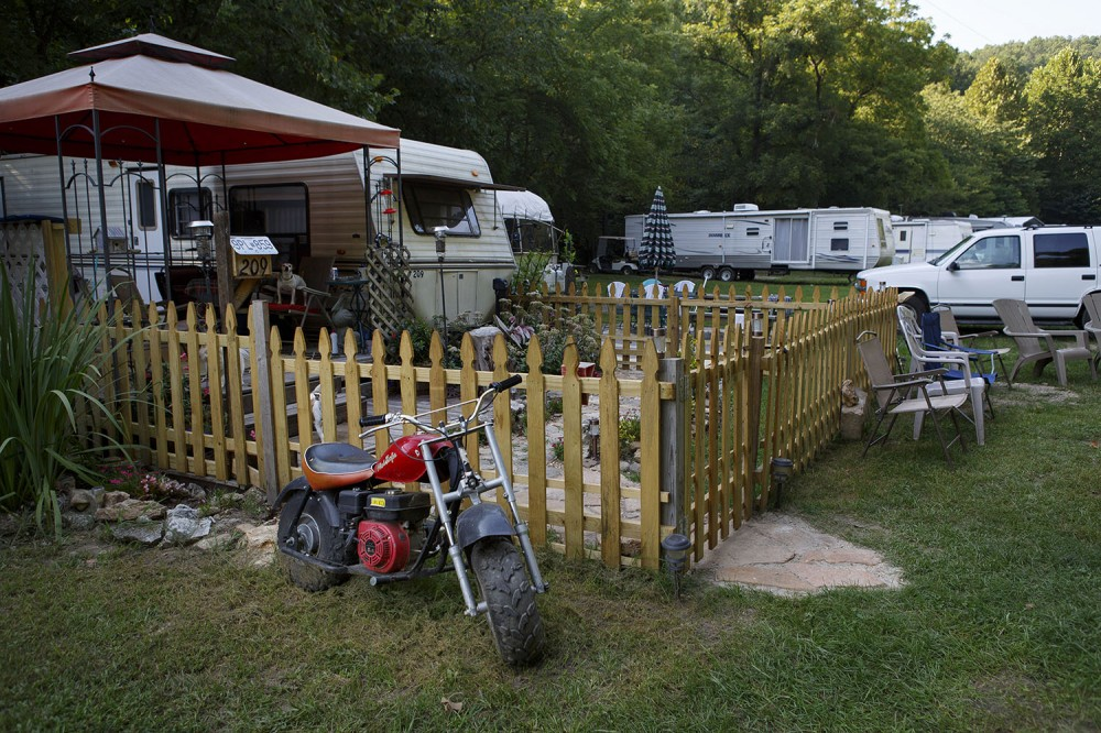 Cactus Canyon Campground, a gay campground in the Ozarks